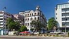 2016 Rangun, Budynki wzdłuż ulicy Strand (03).jpg