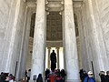 2018-04-08 10 21 08 View into the interior of the Jefferson Memorial from the north side, in Washington, D.C..jpg