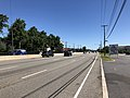 2018-07-19 11 09 03 View north along New Jersey State Route 17 just north of Bergen County Route S32 (Union Avenue) in East Rutherford, Bergen County, New Jersey.jpg