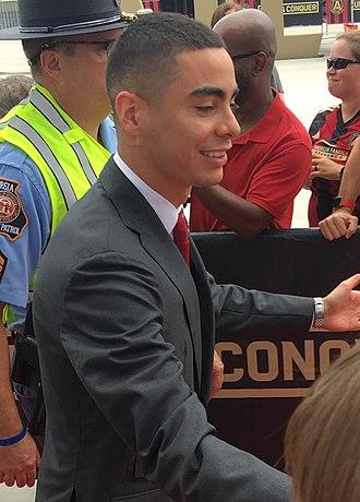 Miguel Almirón - Almirón with Atlanta United in 2018