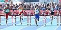 2018-10-16 Stage 2 (Boys' 400 metre hurdles) at 2018 Summer Youth Olympics by Sandro Halank–023.jpg