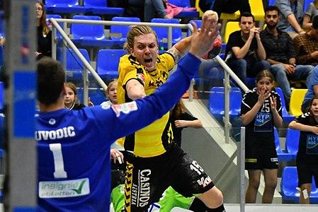 20180427 HLA 2017-18 Quarter Finals Westwien vs. Bregenz Marian Klopcic 850 8326.jpg