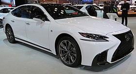 Lexus Ls From Wikipedia