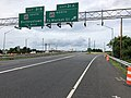 2019-06-18 14 03 38 View north along Interstate 270 (Washington National Pike) at Exit 31A (Maryland State Route 85 NORTH, TO Market Street) in Ballenger Creek, Frederick County, Maryland.jpg