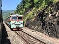 201908 SS3-4360 hauls 5629 at Lianghekou Station.jpg