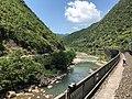 201908 Sichuan-Guizhou Railway in Mugua near Songkan River.jpg