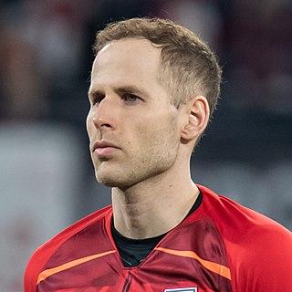 Péter Gulácsi Hungarian footballer