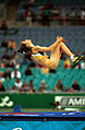 251000 - Athletics field high jump Lisa Llorens backflip 2 - 3b - 2000 Sydney event photo.jpg