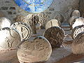 254 Lodève Musée Stèles discoïdales d'Usclas du Bosc 1.JPG