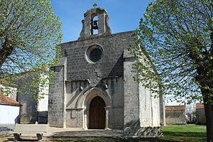 Ardillières - Image: 331 Eglise Saint Pierre Ardillières