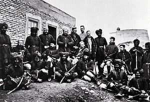 53rd Sikhs (Frontier Force) - Image: 3rd Sikhs (5 FF), Kabul 1879
