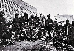 John Cook (VC) - Image: 3rd Sikhs (5 FF), Kabul 1879