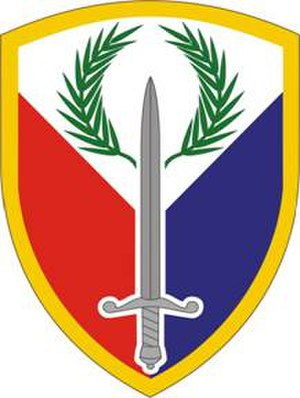 401st Army Field Support Brigade - 401st Support Brigade Shoulder Sleeve Insignia
