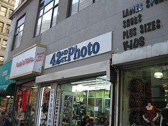 42nd Street Photo - 42nd Street Photo