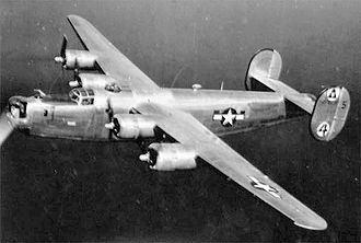 450th Bombardment Group - B-24 of the 450th Bomb Group