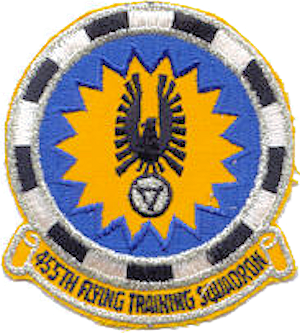 455th Flying Training Squadron - Emblem of the 455th Flying Training Squadron