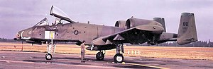 46th Fighter Training Squadron - 46th Fighter Training Squadron Fairchild Republic A-10A Thunderbolt II 79-0136