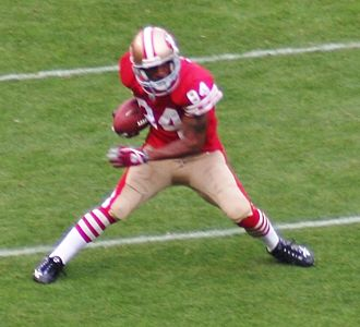 Michael Lewis (wide receiver) - Lewis in 2007 with the 49ers