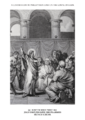 50 Mark's Gospel Q. disputes with the establishment image 1 of 3. Jesus disputes with the Pharisees. French School.png
