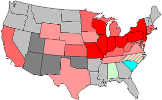 1894 United States elections Election in the United States on 1894