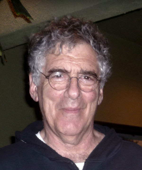 Photo Elliott Gould via Wikidata