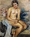 81 - Nu assis - Luce Boyals - Huile sur toile - Musée du Pays rabastinois inv.2014.5.129.jpg