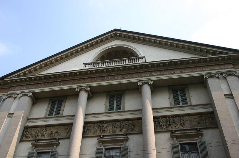 File:9005 - Milano - Corso Venezia - Palazzo Serbelloni - Foto Giovanni Dall'Orto 25-Apr-2007.jpg