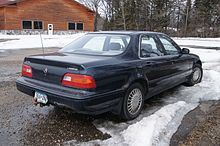 1991 Acura Legend US
