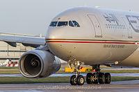 A6-EYQ - A332 - Saudi Arabian Airlines