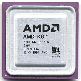 AMD K6 - Original K6 (Model 6)