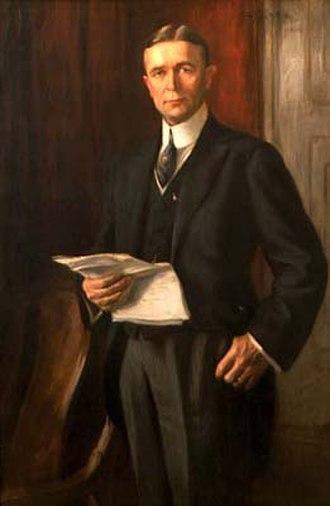 Adolph Olson Eberhart - Image: AO Eberhart official