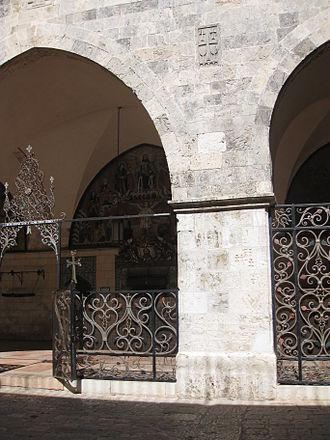 Cathedral of Saint James, Jerusalem - Image: AQ IMG 4908
