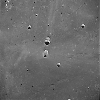 Messier (crater) - Image: AS11 42 6233