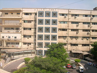Ain Shams University Faculty of Medicine - Ain Shams University Hospital
