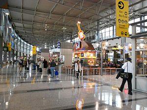 Del Valle, Texas - Image: AUS Airport