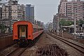A TRA Chu-kuang Express heading toward Shulin Station from South Shulin Station 03.jpg