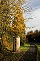 A footpath by the Waverley Castle Hotel - geograph.org.uk - 1560119.jpg