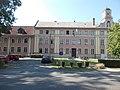 A volt Orsolyarendi zárda, 2018 Dombóvár.jpg