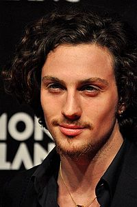 Aaron Taylor-Johnson, 2010.