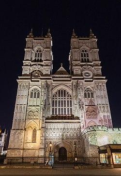Abadía de Westminster - Wikipedia, la enciclopedia libre