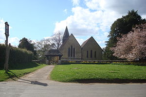 Abinger - St James's Church, Abinger Common