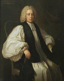 George Stone (bishop) Anglican archbishop