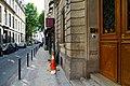 Académie d'agriculture de France, Paris - Looking South from Rue de Bellechasse.JPG
