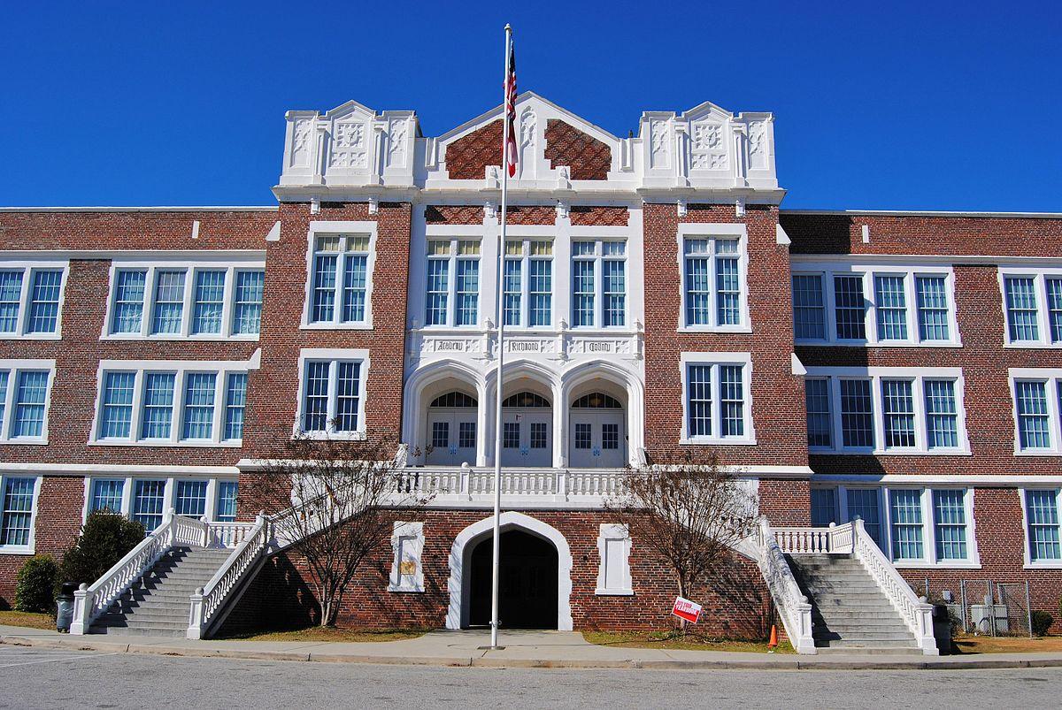 Academy Of Richmond County Wikipedia