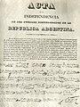 Acta de la independencia de los pueblos confederados de la República Argentina.jpg