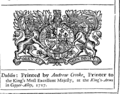 Acts and statutes made in a Parliament begun at Dublin, the twelfth day of November, Anno Dom Fleuron T126993-4.png