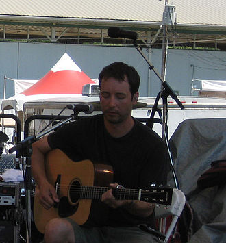 Yonder Mountain String Band - Adam Aijala at DelFest, 2010