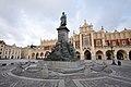 Adam Mickiewicz Monument Krakow Poland.jpg
