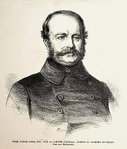 Adolph Friedrich Ludwig Karl, Fürst von Hohenlohe-Ingelfingen, c. 1860