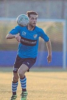 Adrià Gallego Spanish footballer
